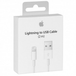 Cable Lightining Apple 2m